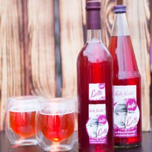 Das neue Wintergetränk: die heiße Lotte